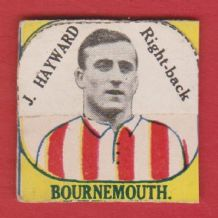 Bournemouth J Haywood